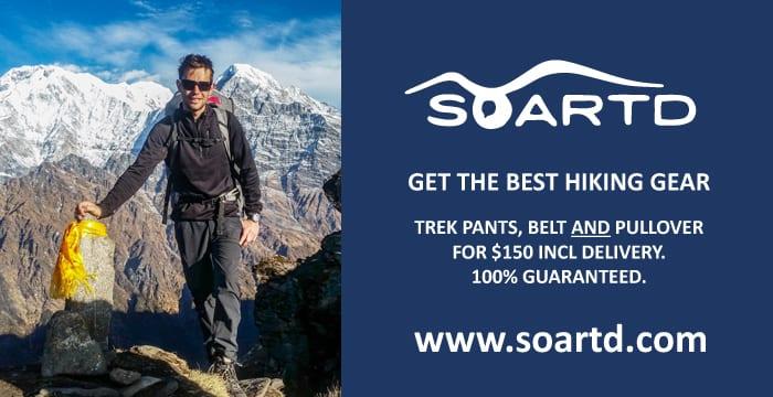 SOARTD Mobile Advert
