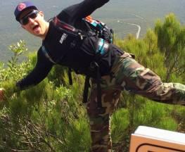 Bluff Knoll Trail Hiking Australia