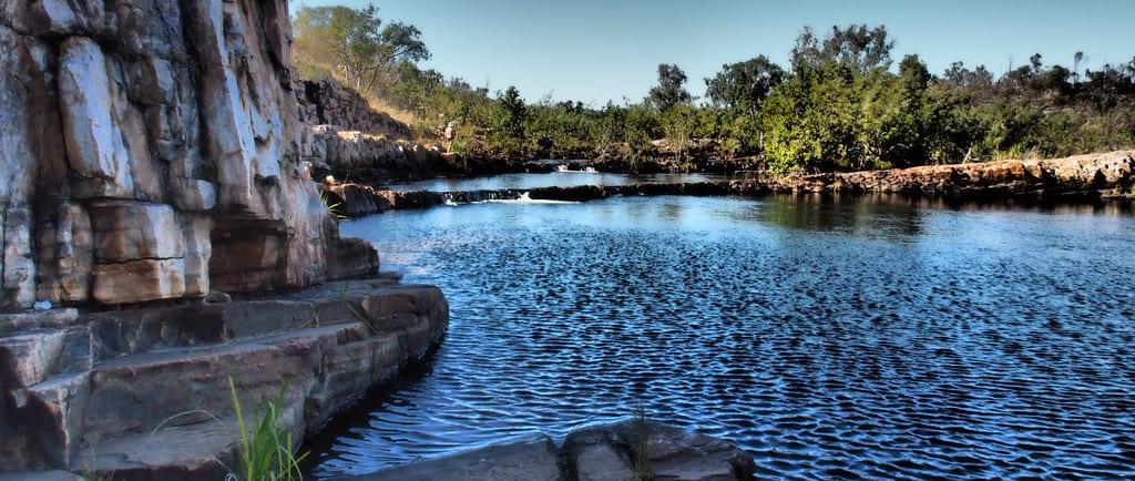 Sweetwater Pool Trail Hiking Australia