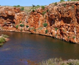 Yardie Creek Walk Trail