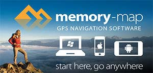 Memory Maps Trail Hiking Australia