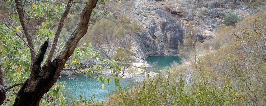 Kittys Gorge