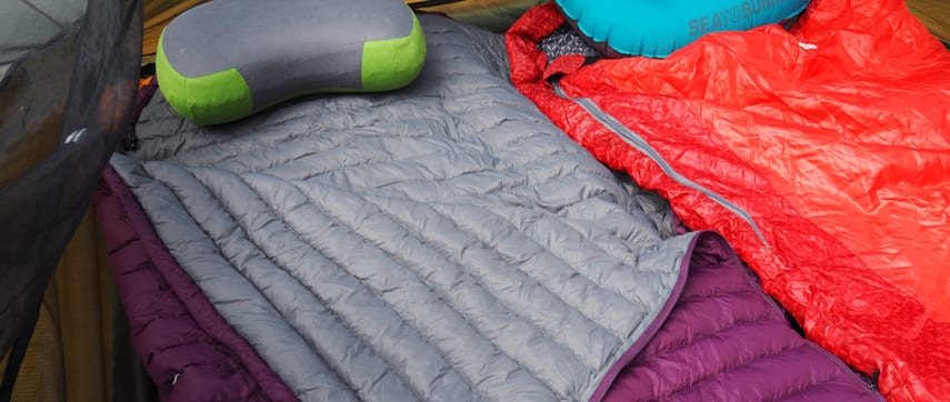SNOWGUM Micro 600 Down Sleeping Bag