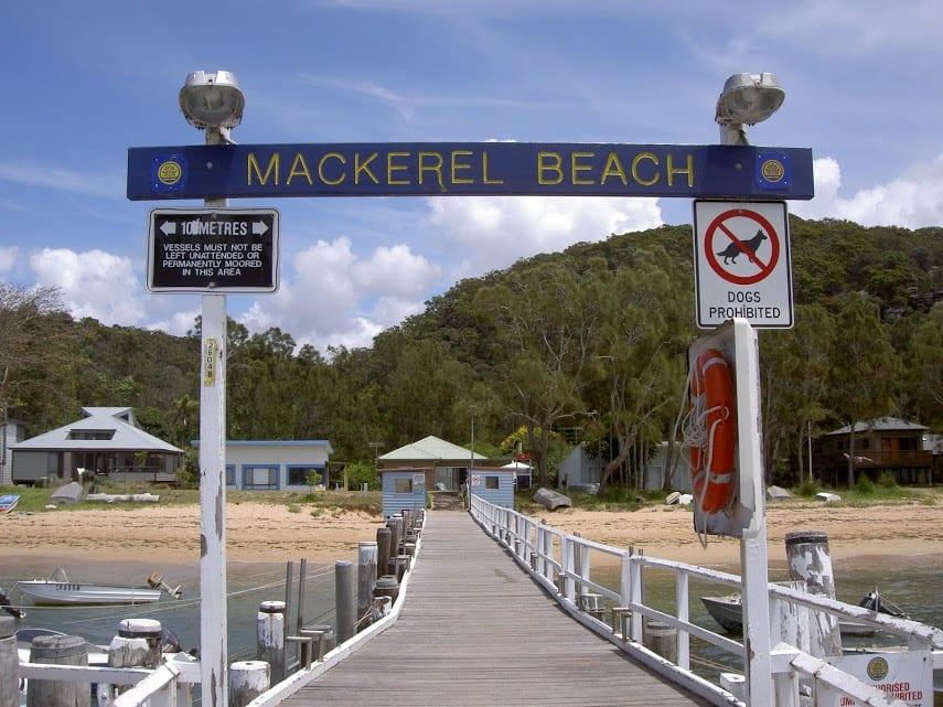 Basin to Mackerel