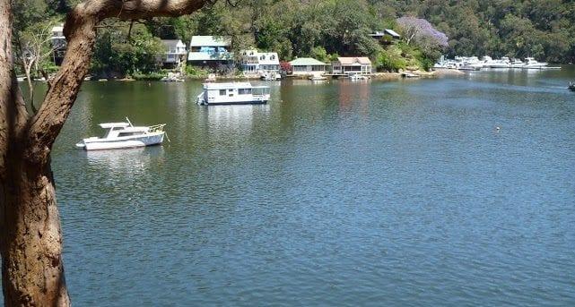 Berowra to Cowan via Berowra Waters