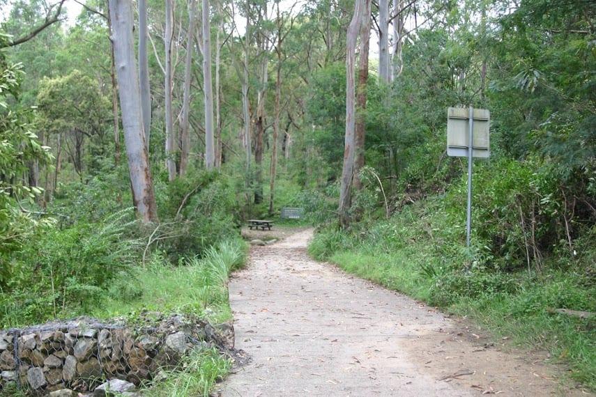 Browns Waterhole Track