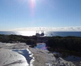Cape Bailey track from visitor centre to Boat Harbour Reserve