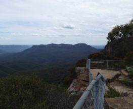 Carrington Park to Bridal Veil Lookout return