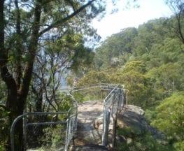 Carrington Park to BurraBarroo Lookout