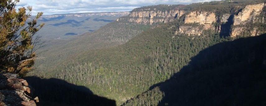 Charles Darwin National Pass and Nature Track walk
