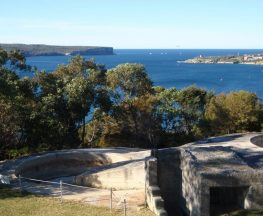 Clifton Gardens to Georges Heights
