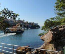 Cremorne Point to Mosman Wharf