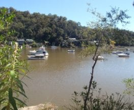 Crosslands to Berowra Waters return