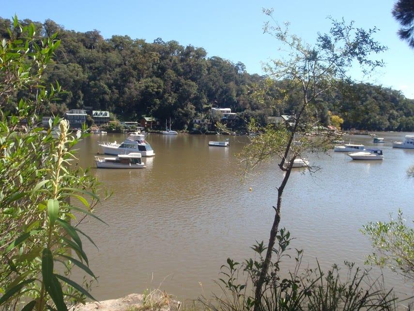 Crosslands to Berowra Waters return