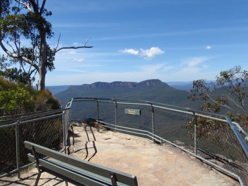 Echo Point to Eastern Skyway Station