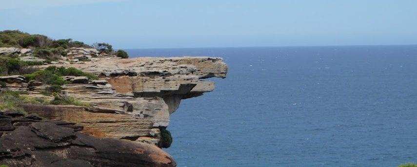 Garie Beach to Eagle Rock