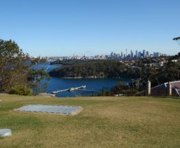 Georges Heights Lookout