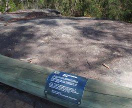 Girrakool Aboriginal Engravings track