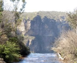 Govetts Leap Falls (Bridal Veil Falls)