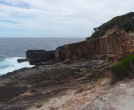 Green Cape to Pulpit Rock