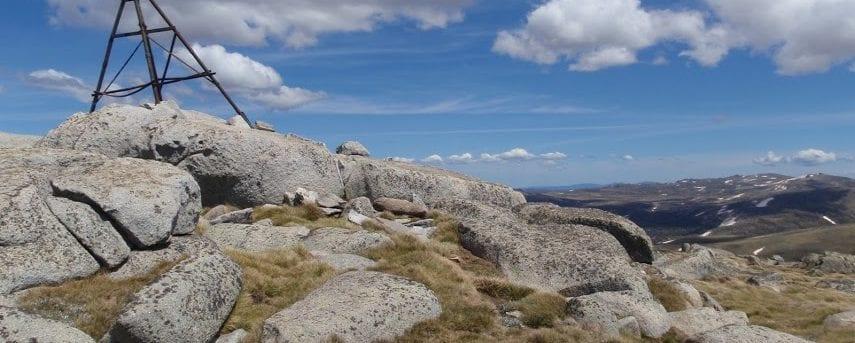 Guthega to Mt Twynam