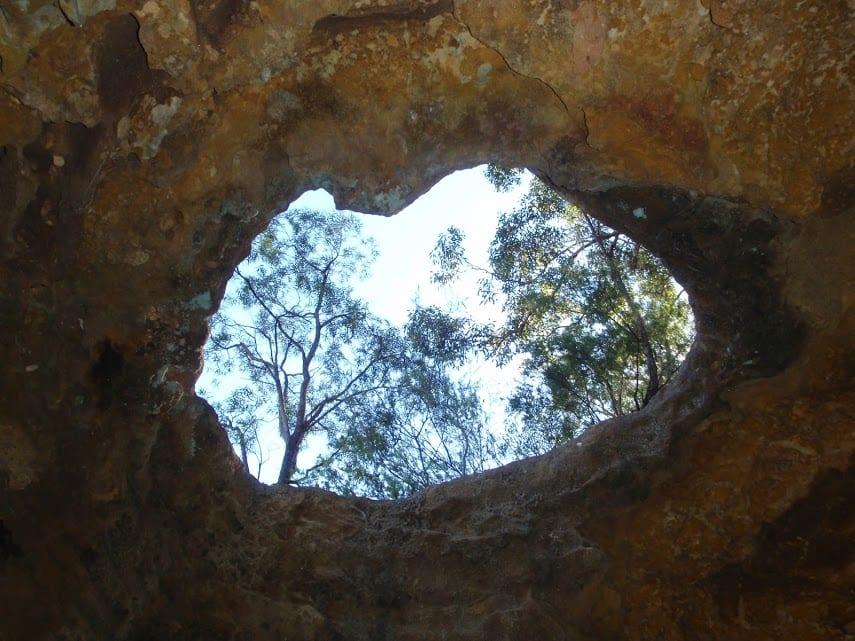 Hangmans Rock
