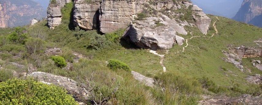 Hay Monolith