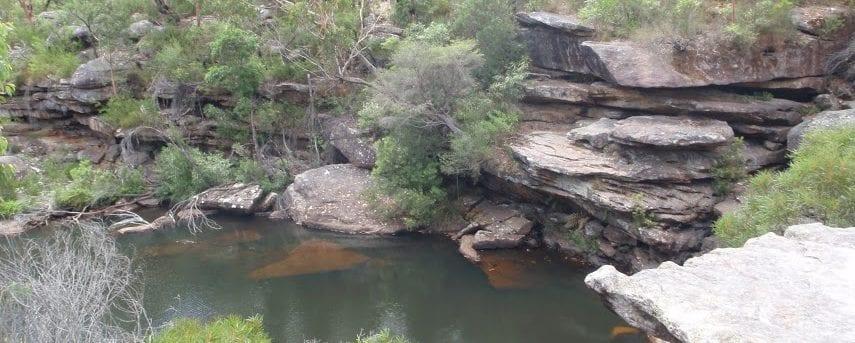 Heathcote to Waterfall Overnight Walk