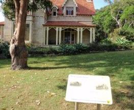 History of Nielsen Park