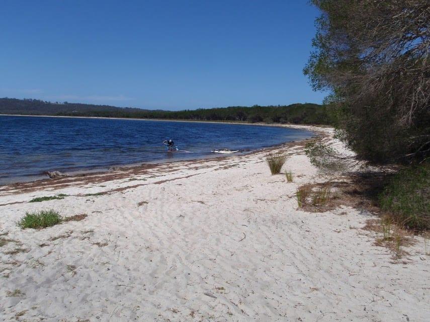 Hobart Beach loop