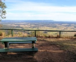 Hunter Lookout to Glen road loop