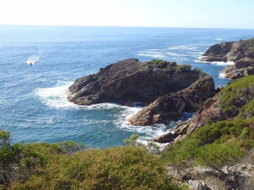 Kianiny Bay lookout