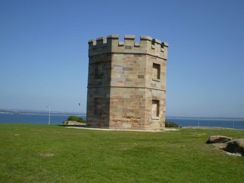 La Perouse Historical Walk