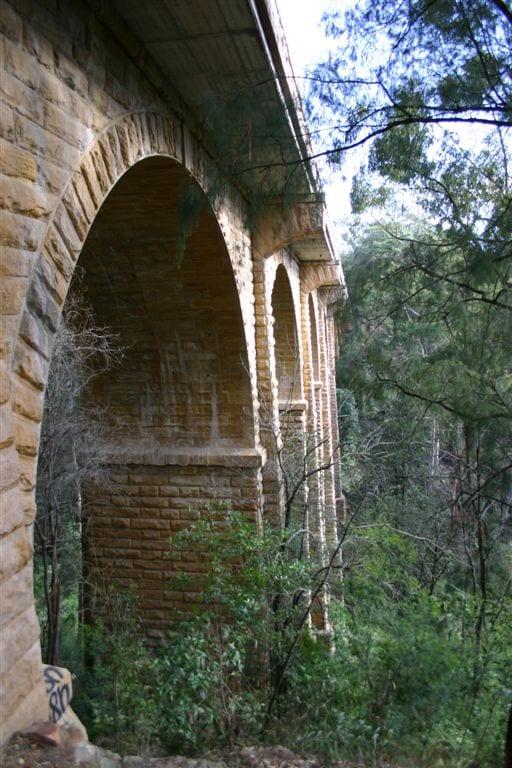 Lapstone Bridge ZigZag walk
