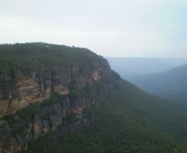 Leura Park to Gordon Falls Lookout