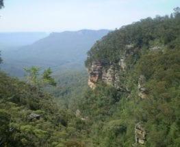 Leura to Katoomba via Dardanelles Pass