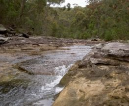 Loftus to Winifred Falls