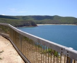Maitland Bay Information Centre to Putty Beach