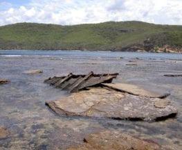 Maitland Bay Shipwreck Track