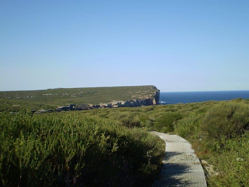Mowlee Ridge to Garie Beach