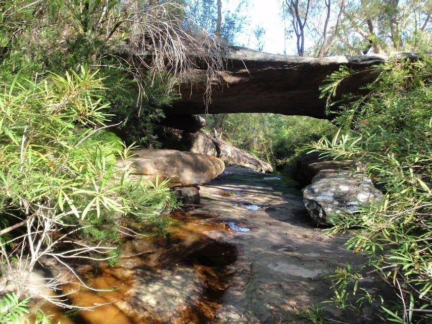 Natural Bridge Walk
