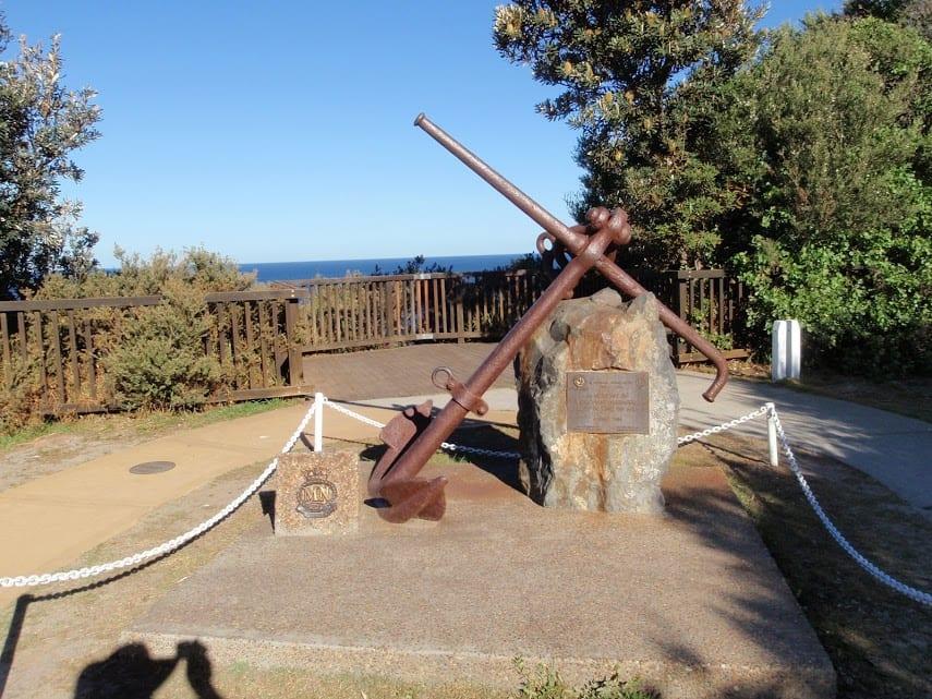 Norah Head Lighthouse and Rockshelf walk
