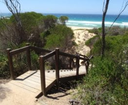 North Tura Beach loop