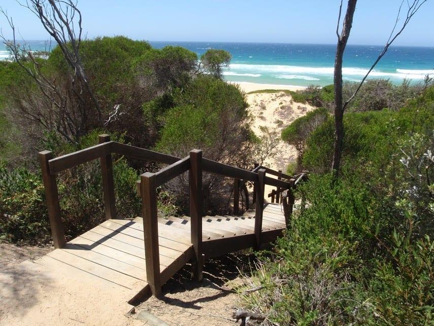 North Tura Beach loop