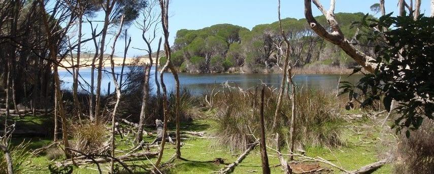 North Tura Beach to Bournda Lagoon