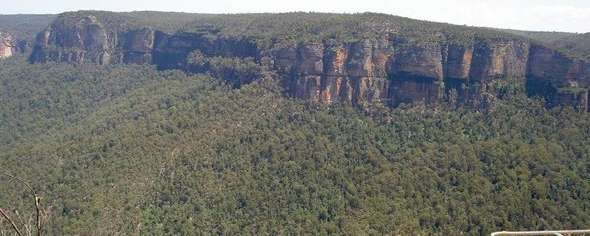 Pulpit Rock car park to Top Lookout