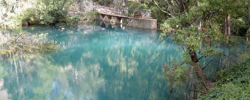 River Walk (Blue Lake)