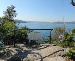 Robertsons Point Lookout