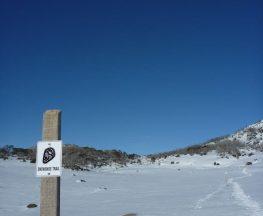 Rock Creek Snowshoe Trail