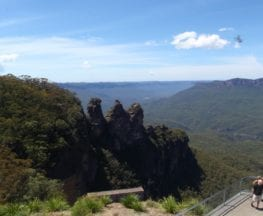 Scenic World to Echo Point